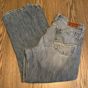 Lucky Brand Mens Jeans Relaxed Fit 40x32